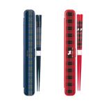 箸・箸箱セット(M)(プッシュ)【サムネイル】