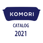 KOMORI2021商品カタログ
