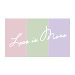 レス・イズ・モア(Less is More)